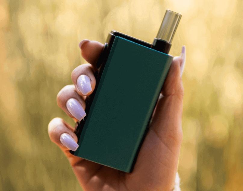 V5 Nano dry herb vaporizer kit